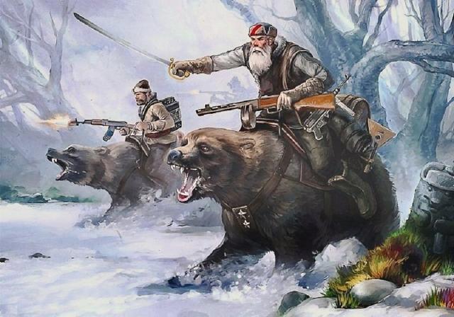 Russian2Bears