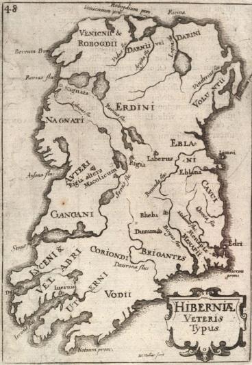 IrelandHiberniaMap