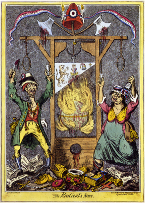 GuillotineMedieval